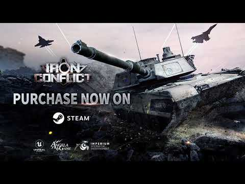 Iron Conflict Gameplay Overview [Sponsored]  