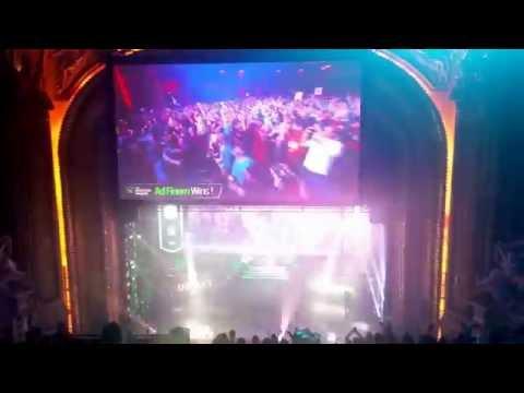 OG v Ad Finem game 3 last moments crowd reaction