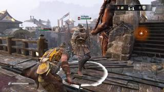 For Honor | Yeah, how about you stop that.