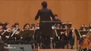 [감독판]코믹 지휘자 김현철 (개그맨) 헝가리무곡 5번 Hungarian Dances 5 [comic conductor comedian] ★CHAPLINE★