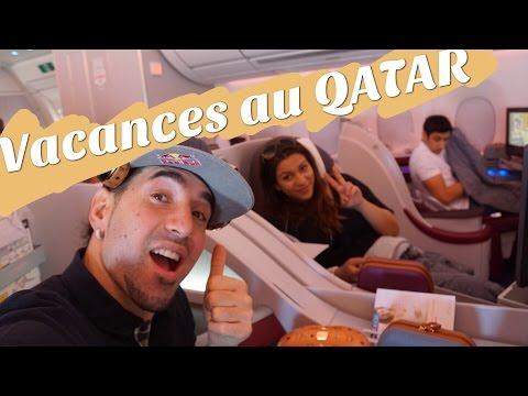 SÉJOUR DANS UN HOTEL DE MALADE ! 😱 Vlog Qatar part 1