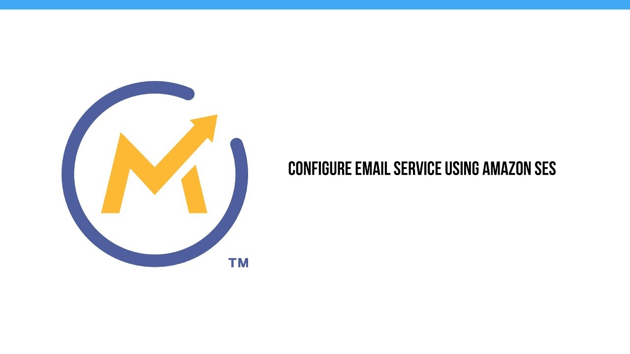 Mautic-Email Service Configuration using AWS Simple Email Service