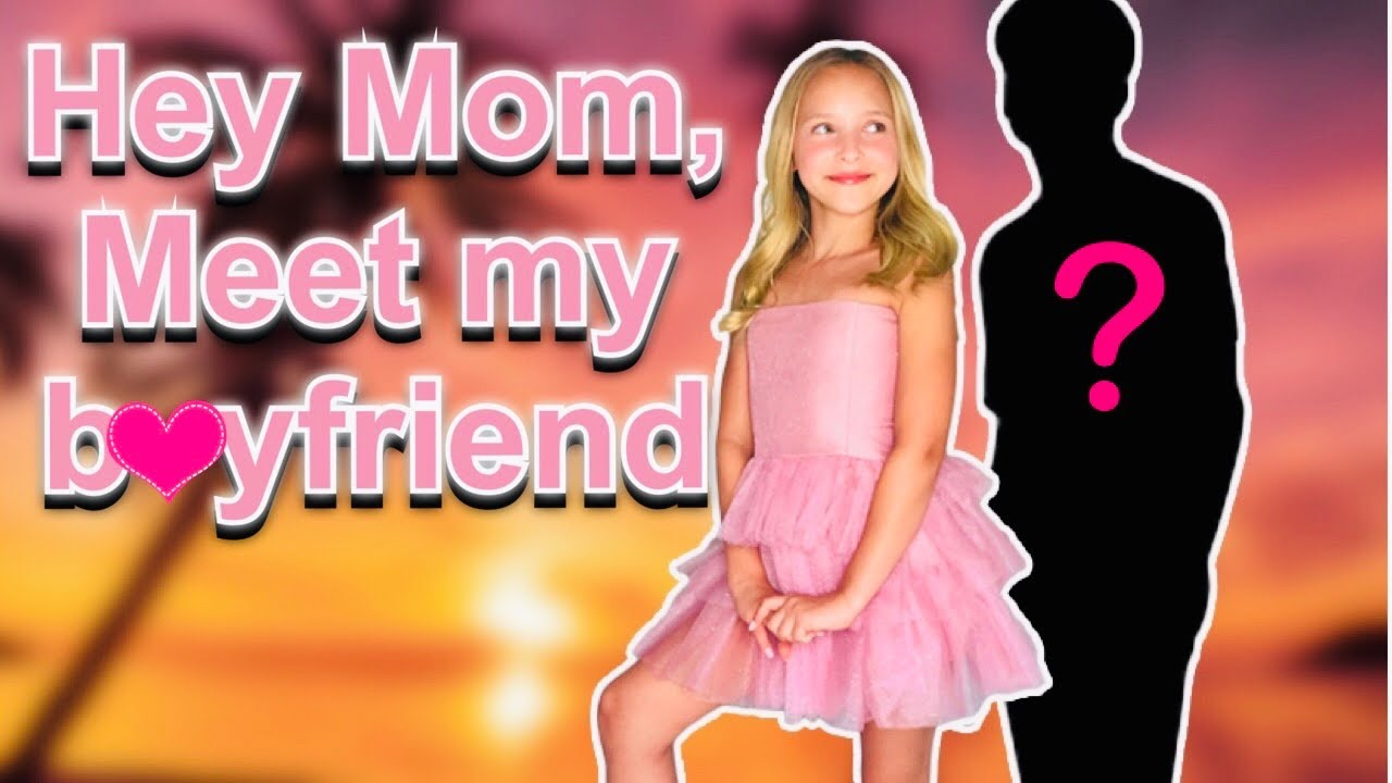 I have a BOYFRIEND!!! Prank on my MOM!!