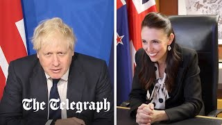 UK and New Zealand strike a 'win-win' new trade deal
