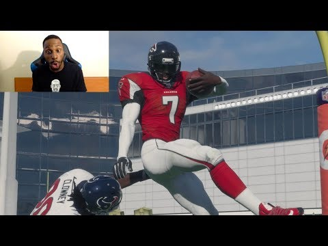 Who Can Score a 99yd QB Scramble TD First? Michael Vick, Cam Newton or RG3? Madden 18 Challenge
