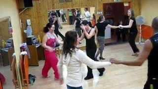 Afrolatino.sk - Smile and dance, salsa dance lesson, cuban instructor Emeterio (Bratislava/Slovakia)