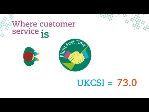 Customer satisfaction in the UK