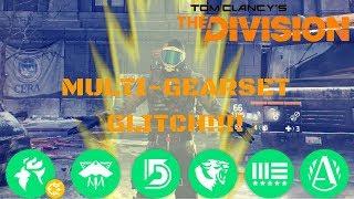 The Division l ***GAMEBREAKING*** 1.8.1 GEARSET GLITCH!!!! MASSIVE PLEASE FIX ASAP!!!!!