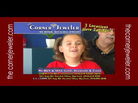 Corner Jewelers VIDEO Jeweler in Jacksonville NC 1
