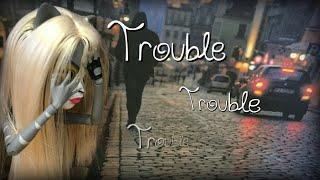 Меп|флешмоб от В!иТД клип на песню I Knew You Were Trouble | stop motion