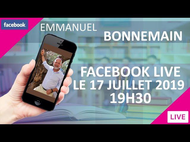 Facebook Live - Le scolaire
