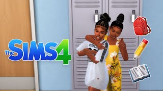 First Day of School! // One on One SZN 2 | The Sims 4 LP #2