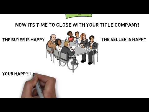 Closing With Your Real Estate Title Company