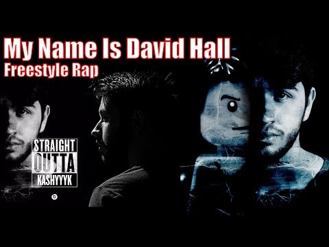 """My Name Is David Hall"" By legosfan! A song about Solid Brix Studios!"