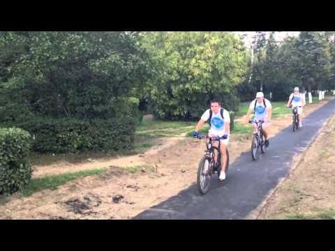 Велодорожка вдоль Мясищева