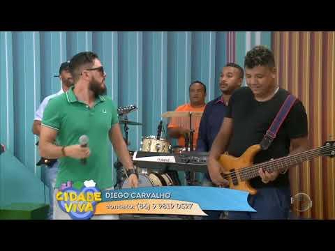 Diego Carvalho Junto e Misturado ao vivo no programa de hoje