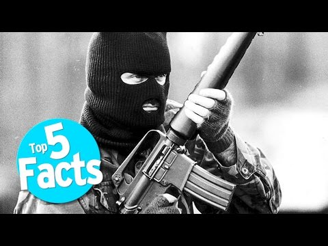 Top 5 Controversial Terrorism Facts
