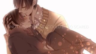 Nightcore - I've had this dream before (outline in color)