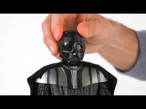 Boneco Star Wars 33 cm - Anakin to Darth Vader - Hasbro
