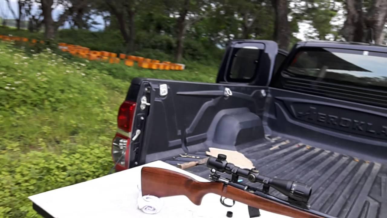 ปืนลูกกรด CZ 452