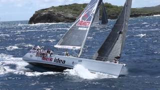 2014 RORC Caribbean 600 Race - highlights