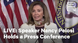 Speaker Nancy Pelosi and Sen. Chuck Schumer Hold a Press Conference | LIVE | NowThis