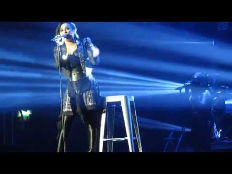 Demi Lovato - My Love Is Like A Star - Sex and Love Tour Manchester 2014