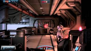 Mass Effect 3 Gameplay (PC HD)