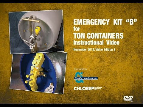 B-DVD) How to Use the Chlorine Institute Emergency Kit