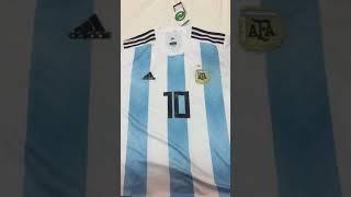 Edmondsoccershop.com World Cup 2018 Argentina Home Jersey Review
