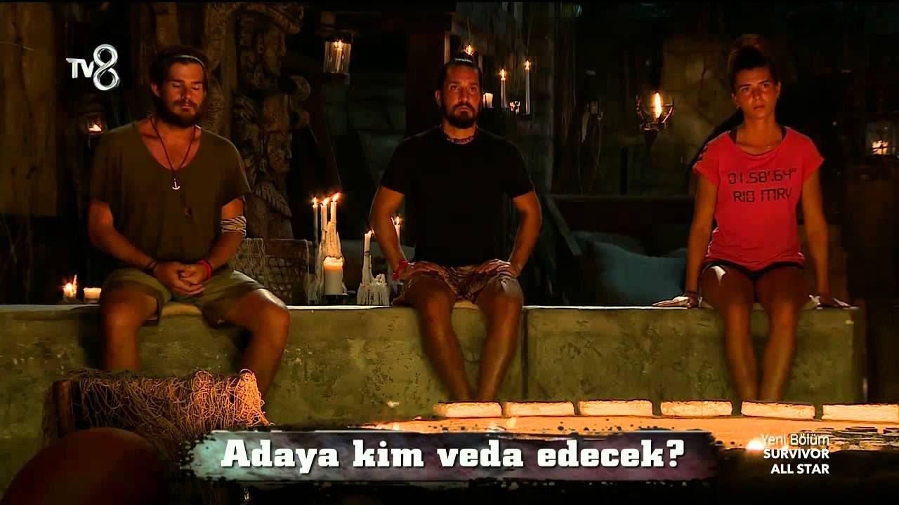 Doğukan Yarışmadan Elendi - Survivor All Star (6.Sezon 84.Bölüm)