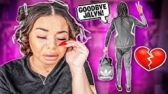 MY BOYFRIEND LEFT ME!!! (ITS OVER)