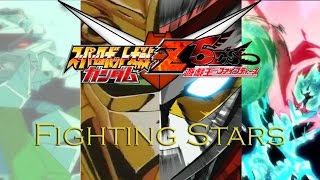 Big 3 - Fighting Stars SUPER ROBOT REMASTERED STARS VICTORY VS!!
