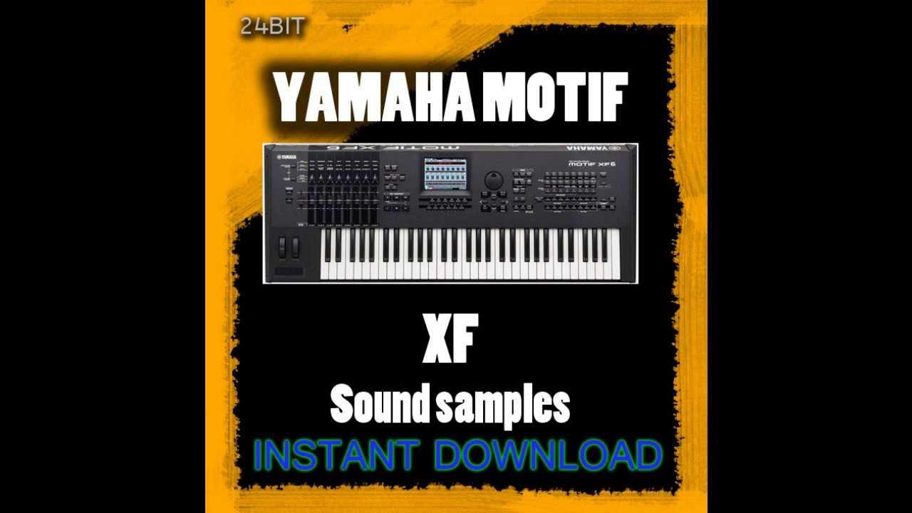 Yamaha Motif Samples