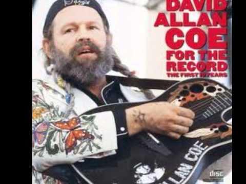 "David Allan Coe ""The Ride"""