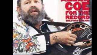 "David Allan Coe ""The Ride"""