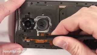 Moto X (2014) Tear Down, Screen Replacement, Battery Repair, COMPLETE!