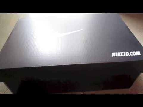 Nike ID Cleats Unboxing