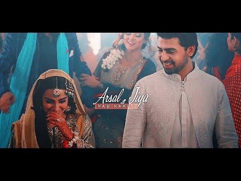 Arsal & Jiya || Rab Rakha [mehndi/last Episode]