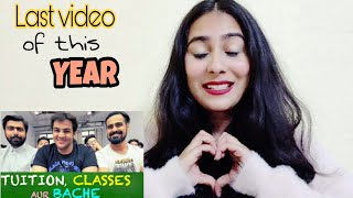 Download song Tuition, classes aur bacche Reaction   Ashish Chanchlani   By Illumi Girl