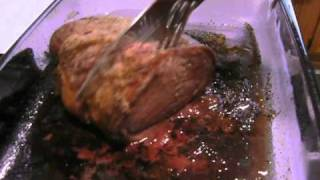 Debi Gutierrez - Easiest Top Round Roast Recipe Ever!!