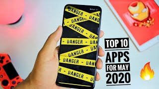 Top 10 Awesome Android Apps For May 2020 !