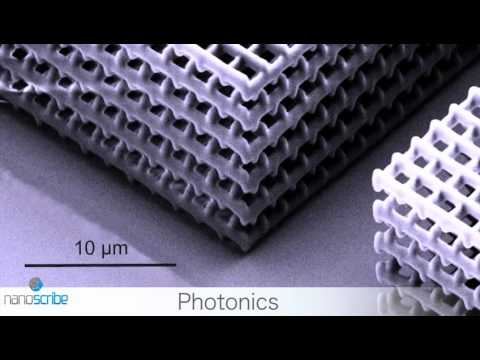 3D Laser Lithography
