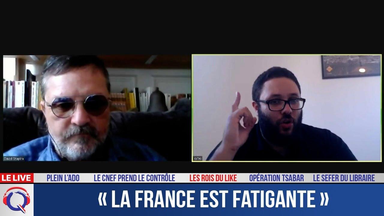 «La France est fatigante» - RDL#122