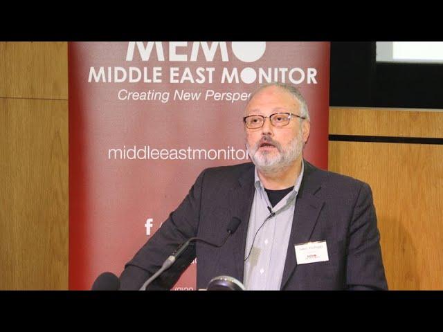 """Jamal Khashoggi's editor: """"The whole world is watching"""""""