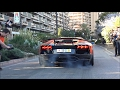 Ultimate Supercar SOUNDS Top Marques Monaco 2016!