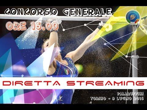 "Torino - Assoluti 2016 ""Trofeo Yomo"" - Concorso Generale"