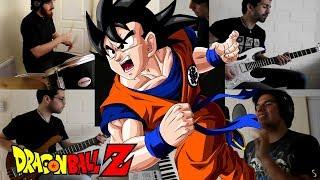 Dragon Ball Z - Cha-La Head-Cha-La (Opening 1) (Inheres Cover)