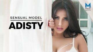Bombastis! Model Hot ADISTY All Out! - Male <b>Indonesia</b>