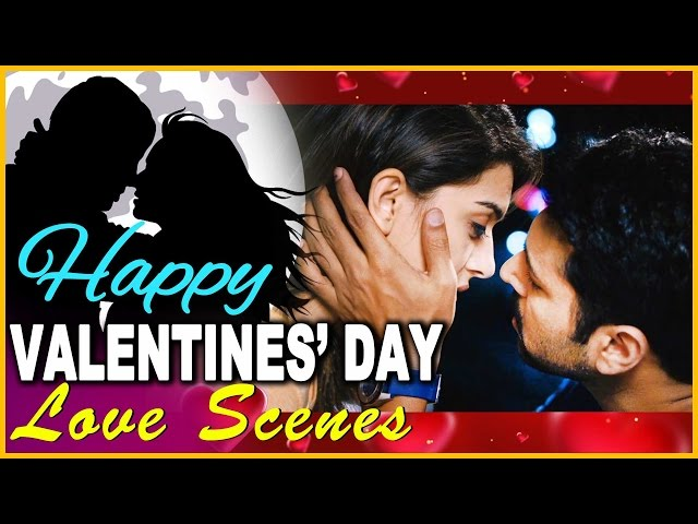 Valentines Day Special Scenes & Songs | Latest Tamil Movie Love Scenes | Lovers Day 2016